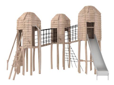 Игровой комплекс Гнезда
