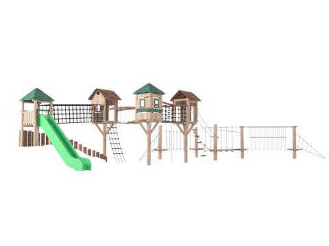 Игровой комплекс Робин Гуд