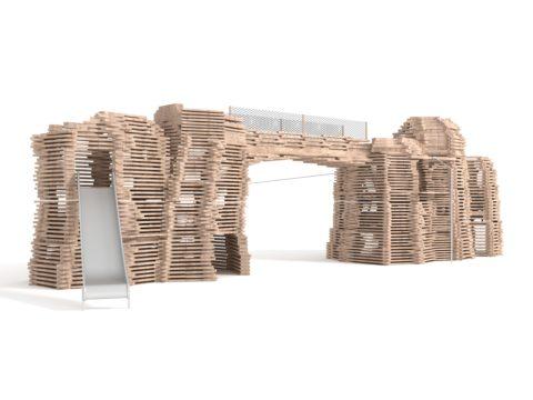 Игровой комплекс Ворота